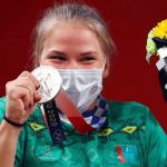 Polina Gurýewa: Olimpiýa ýeňşimi Garaşsyzlygymyzyň 30 ýyllygyna bagyşlaýaryn